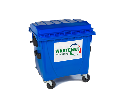 1.100 liter rolcontainer