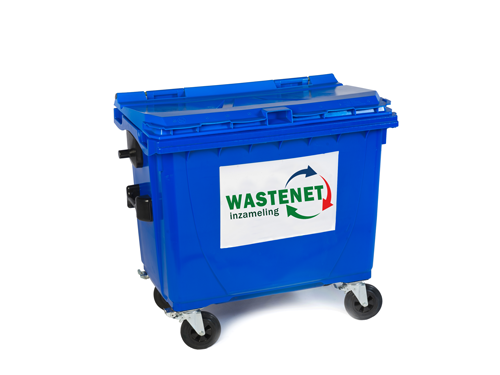 660 liter rolcontainer
