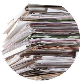 Vertrouwelijke documenten
