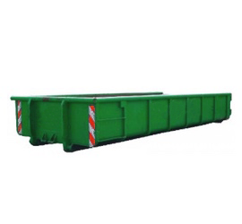 Grotere container (20m3/40m3)