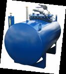 Afgewerkte olie vanaf 2000 liter