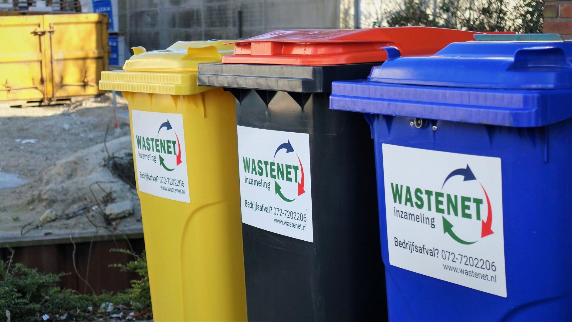 Wastenet containerservice - container bestellen