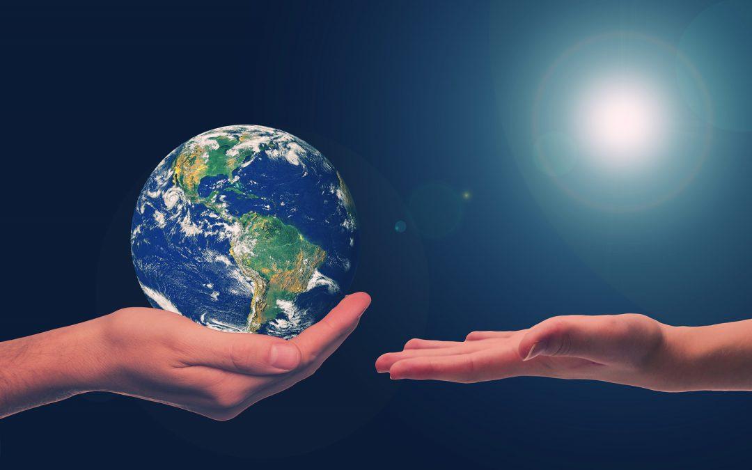 """Duurzaamheidsexpert Ron Vuur: 'We hebben de verantwoordelijkheid de wereld beter achter te laten"""""""
