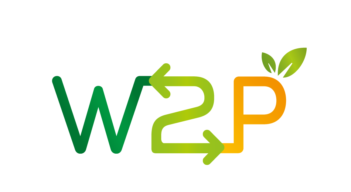 Waste2power beeldmerk