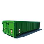 20m3 afzetcontainer