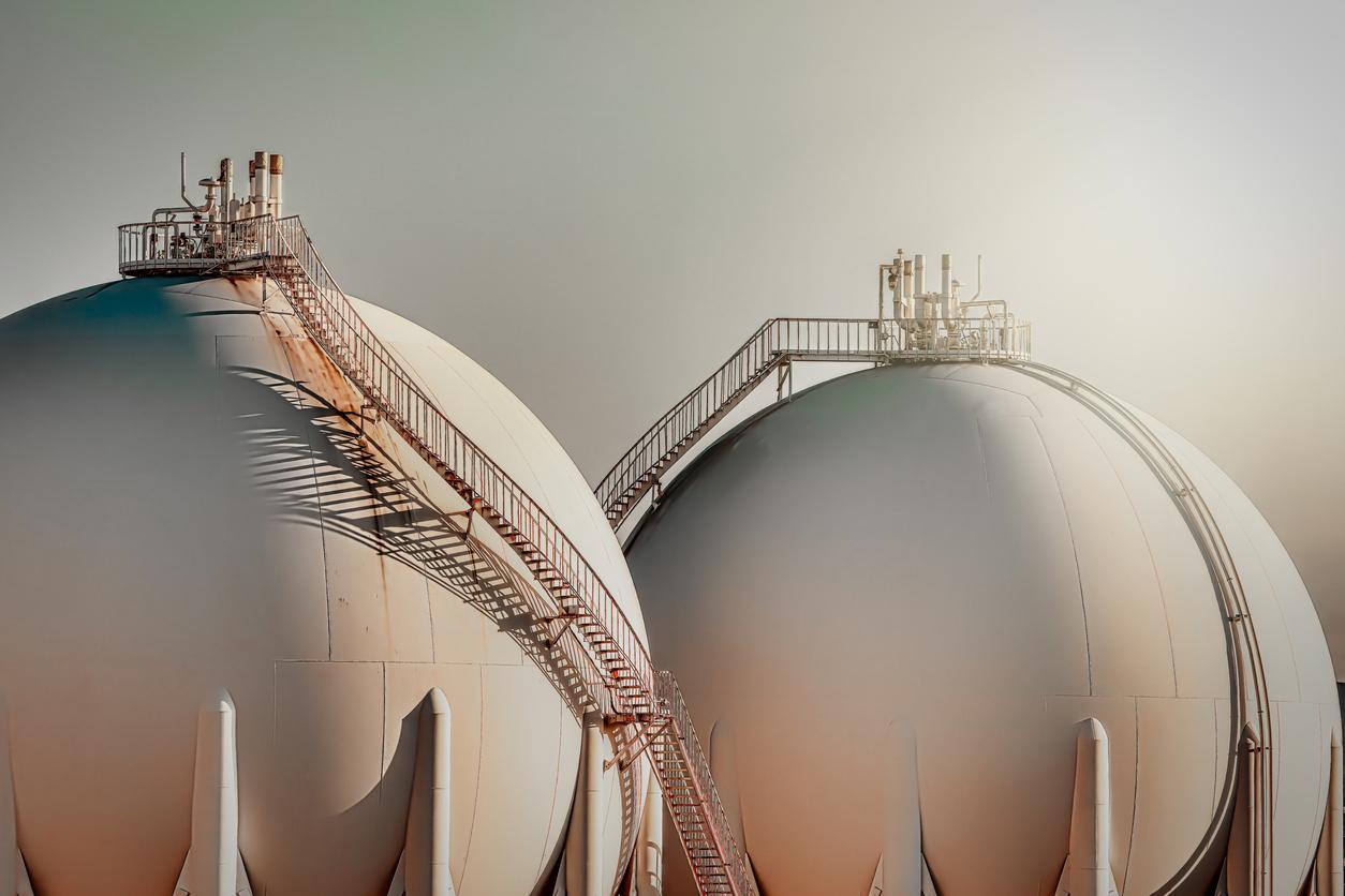 Hoe wordt biogas gemaakt