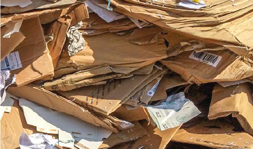 Afvalsoort groot - papier-karton - rolcontainer Huren