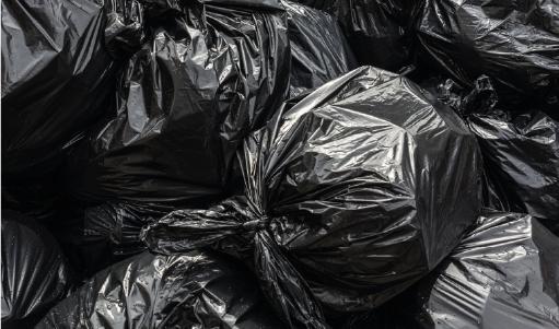Afvalsoort groot - restafval - rolcontainer Huren