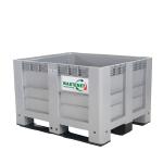 Palletbox voor afvalinzameling