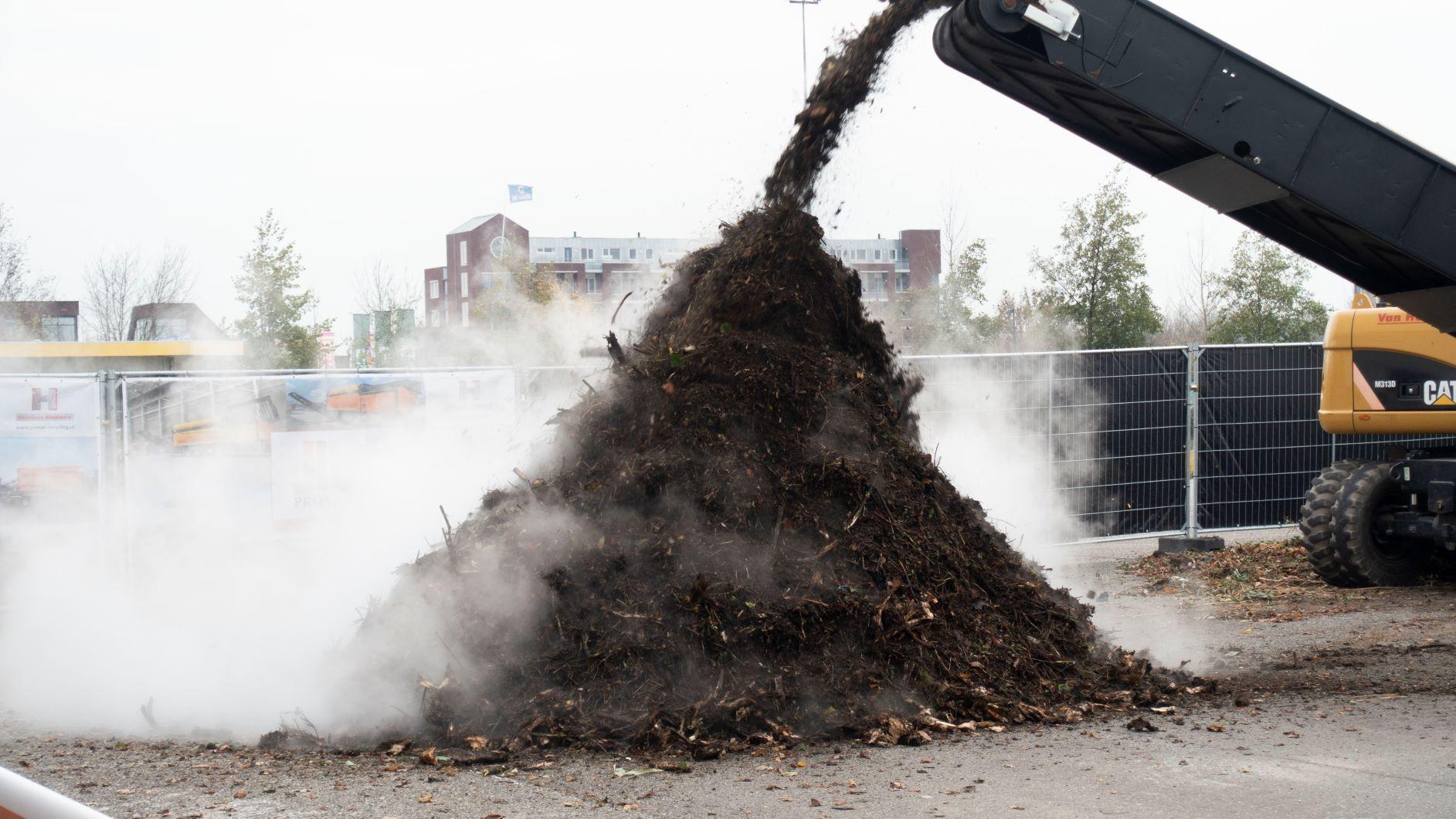 Wastenet blog - Vakbeurs recyclen - recycling Nederland afval grondstof - tuiafval - M