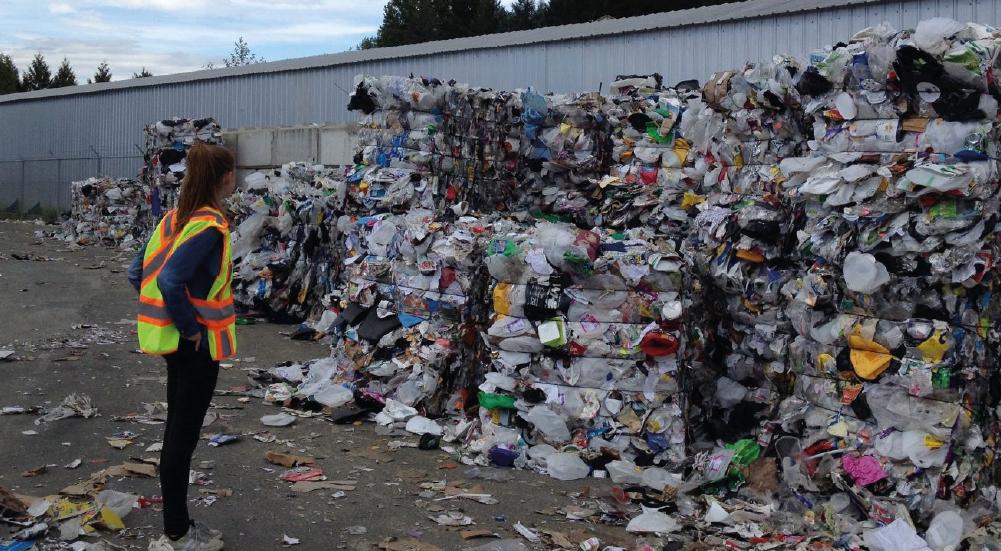 Wastenet inzameling - PMD inzameling bedrijven