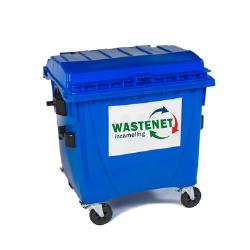 1100 liter papier-karton 250px - rolcontainer huren