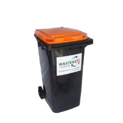 240 liter PMD 250px - rolcontainer huren