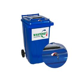 240 liter archief 250px - rolcontainer huren