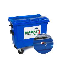 660 liter archief 250px - rolcontainer huren