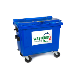 660 liter papier-karton 250px - rolcontainer huren